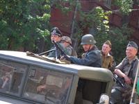 бойцы на JMC